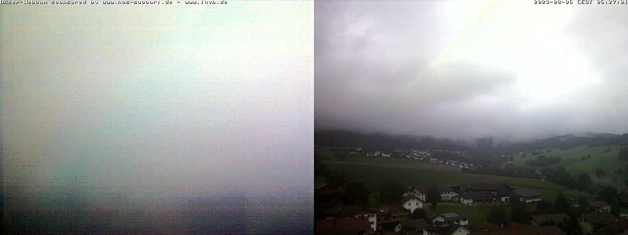 Aktuelles Webcam-Bild vom Osser aus Lam